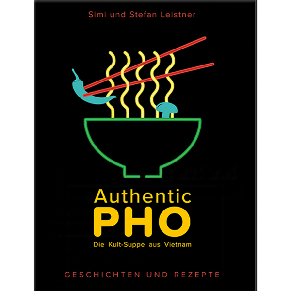 Buch Authentic Pho